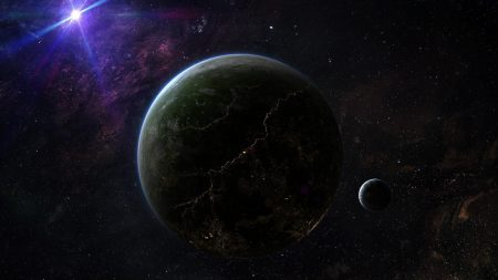 stars, planets, universe