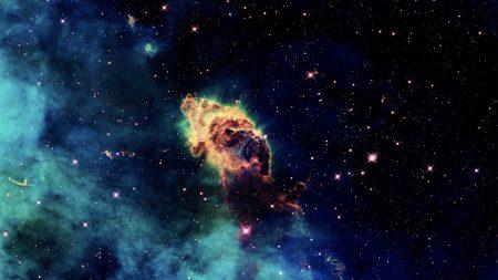 stars, shine, fire