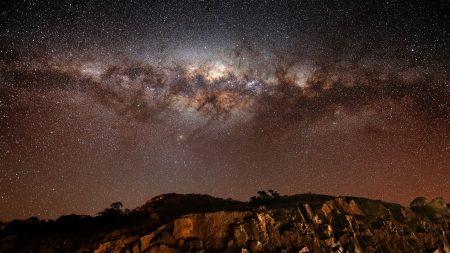 stars, sky, points