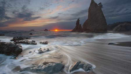 stones, coast, beach