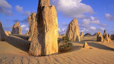 stones, sand, blocks