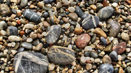 stones, variety, small