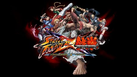street fighter x tekken, characters, faces