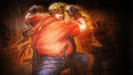street fighter x tekken, fat, fighter