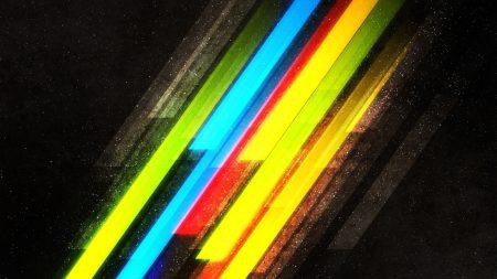 strip, paint, line