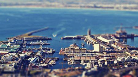 structures, buildings, sea