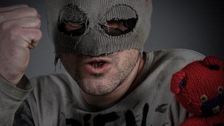 stupeflip, mask, face