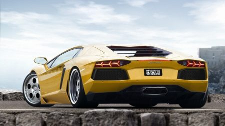 style, cars, yellow