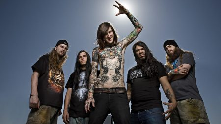 suicide silence, tattoo, rockers