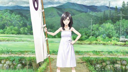 summer wars, shinohara natsuki, girl
