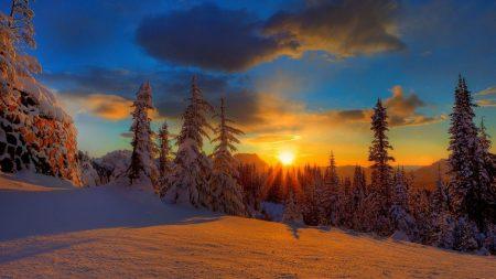 sun, decline, evening