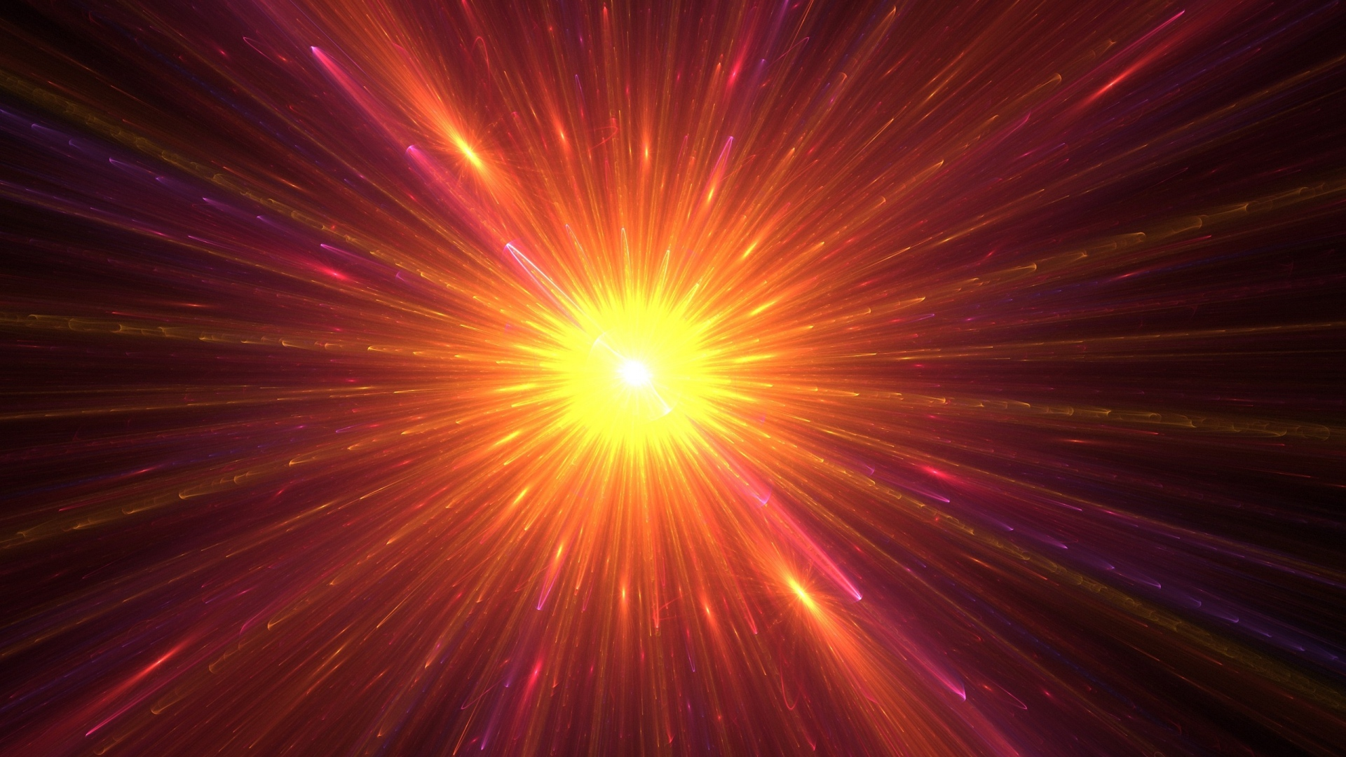 Earnings Disclaimer >> Download Wallpaper 1920x1080 sun, light, rays, striking Full HD 1080p HD Background