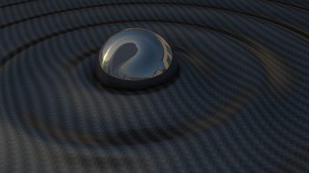 surface, black, bowl