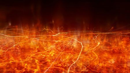 surface, fire, background