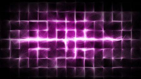surface, squares, light