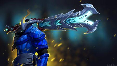 sven, furious rune sword, dota 2