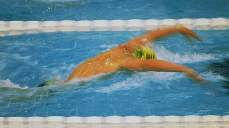 swimming, pool, heat