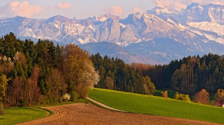 switzerland, mountains, landscape