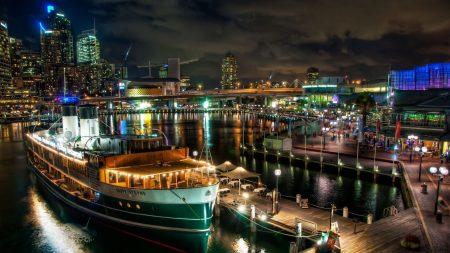 sydney, australia, ship