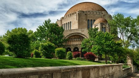 synagogue, cleveland, temple