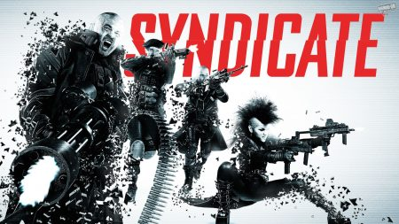 syndicate, soldiers, scream