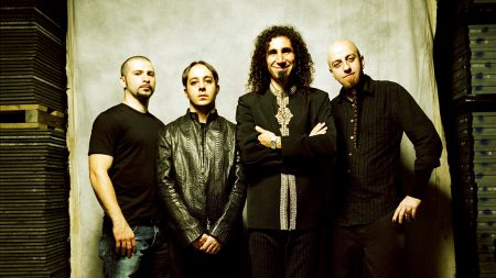 system of a down, band, members