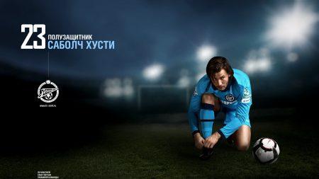 szabolcs hust, footballer, half