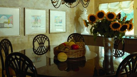 table, still life, fruit