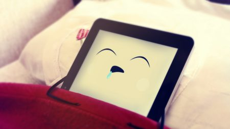 tablet, phone, sleep