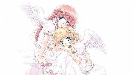tagme, girls, wings