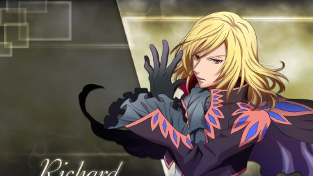 tales of graces, richard, girl