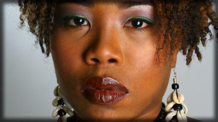 taneal, girl, lips
