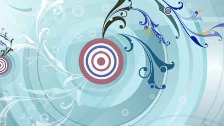 target, patterns, ice