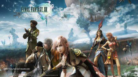 final fantasy xiii, characters, sky