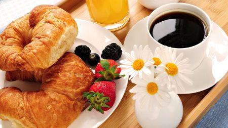 tea, camomiles, breakfast