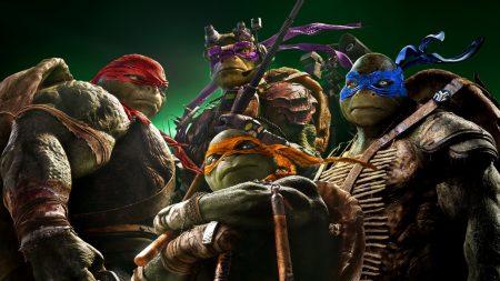 teenage mutant ninja turtles, 2014, novelty