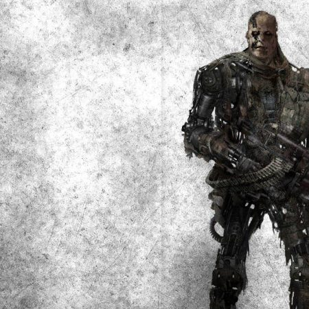 terminator, robot, cyborg