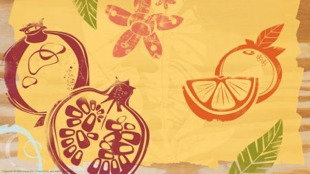 texture, background, fruit