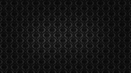 texture, circles, black