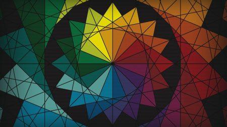 texture, colorful, symmetry