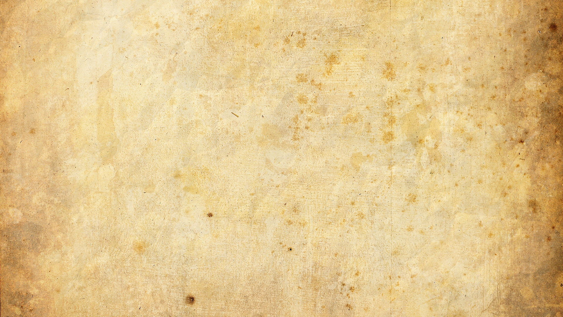 Download Wallpaper 1920x1080 texture, paper, stains, old Full HD ...