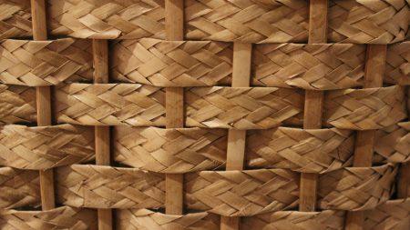 texture, wicker, straw