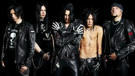 the 69 eyes, rockers, chains