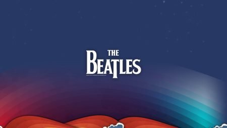 the beatles, name, graphics