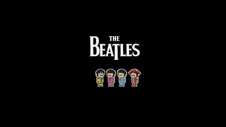 the beatles, name, members