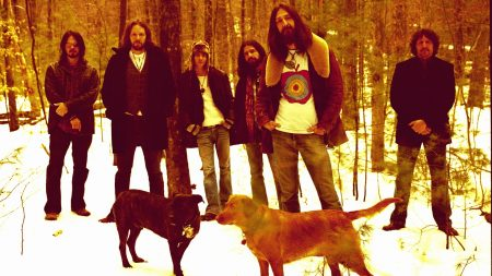 the black crowes, dogs, band