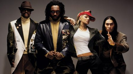 the black eyed peas, clothes, look