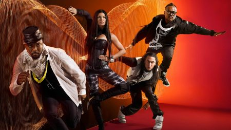 the black eyed peas, graphics, image