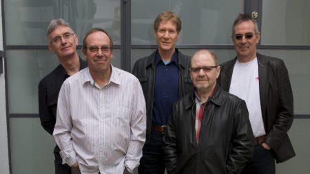 the blues band, band, windows