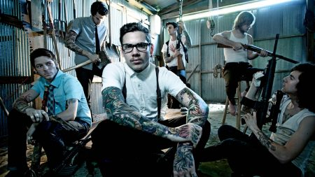 the devil wears prada, tattoo, ties